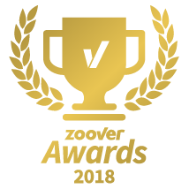 Zoover Awards 2018 for Casa Calénc